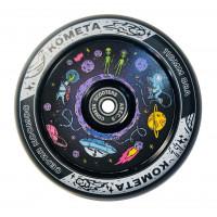 Колесо для самоката  Комета Планета (Черный / Черный)
