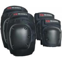 Комплект из налокотников и наколенников Reversal Protection (Black) размер M