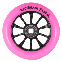 Колесо для самоката Tech Team X-Treme Winner 100мм (Pink)