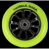 Колесо для самоката Tech Team X-Treme Winner 100мм (Yellow)