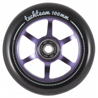 Колесо для самоката Tech Team X-Treme 6S 100мм (Purple)
