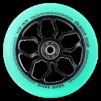 Колесо для самоката Tech Team Duker 202, 110мм (Celadon)