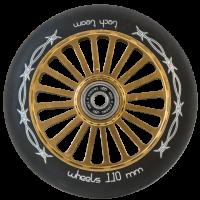 Колесо для самоката Tech Team Brock 110мм (Brown)