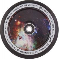 Колесо для самоката Striker Lighty Full Core V3 Black 110мм (Galaxy Mix)