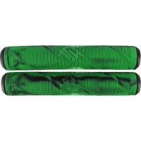Грипсы для самоката Striker (Black/Green)