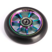 Колесо для самоката Ethic Incube Wheel 100 mm (Oilslick) Rainbow