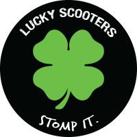 Наклейка на самокат Lucky Stomp It
