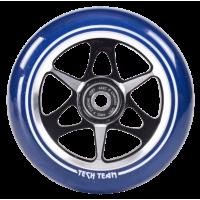 Колесо для самоката Tech Team KL Excalibur 110мм (blue)