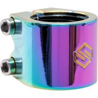 Зажим для самоката Striker Lux Double V2 (Rainbow)