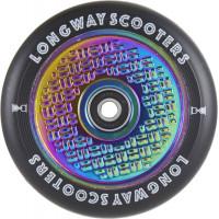 Колесо для самоката Longway FabuGrid Pro 110мм (Neochrome)