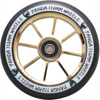 Колесо для самоката Panda Spoked V2 Pro 110мм (Gold Chrome)