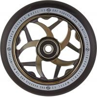 Колесо для самоката Striker Essence V3 Black Pro 110мм (Metallic Black)